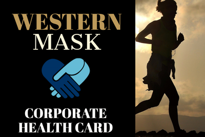 Corporate Health Card-Western Mask and Protective Equipment Inc