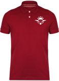 Polo Vintage Manches Courtes Homme (broderie)