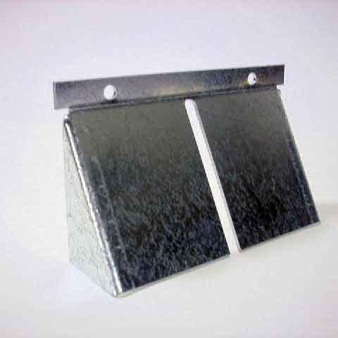 MODEL 75 BAFFLE, TWIN, OUTLET