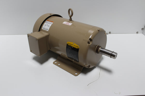 5 HP THREE PHASE MOTOR