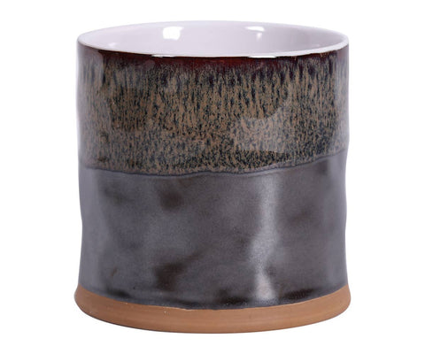 "5.25"" Midnight Mist Flower Pot"