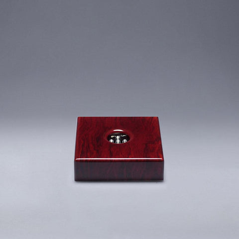 Small Rosewood Wooden Base