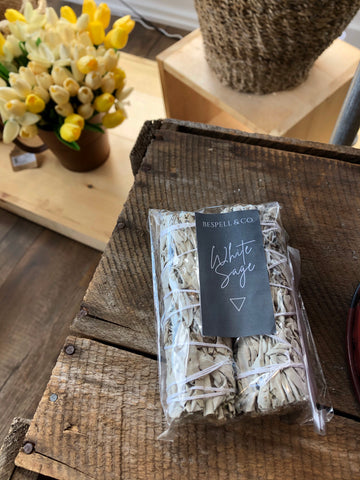White sage bundle of 2