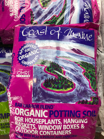 Coast of Maine Organic Potting Soil Premium Bar Harbor