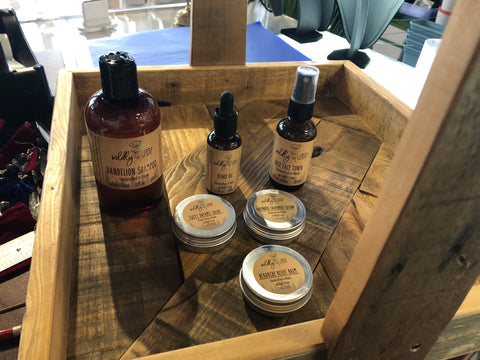 Wildly 207 Skin, Hair, Salves, Balms and Beard Oil