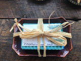Handmade Soaps by Saddle Feathers Farm, Poland, ME