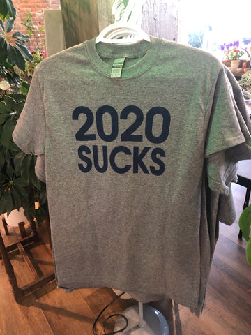 2020 Sucks t-shirt