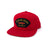 88th Big Bait Division Snapback Hat - Red