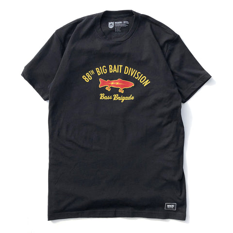 88th Big Bait Division Tee - Black
