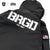 Abu Garcia x BASS BRIGADE Standard Rain Suits - Black