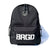 Bass Brigade x FULLCLIP 180 - Black/White