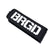 Bass Brigade x FULLCLIP Big Bait Case 250 - Black/White