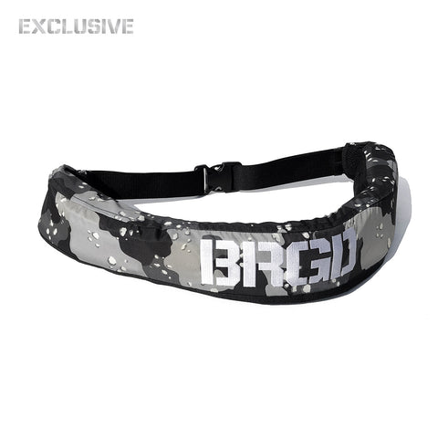 BASS BRIGADE LAKE CAMO LIFE JACKET - Lake Camo Black [EXCLUSIVE]