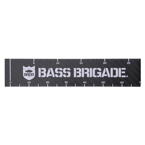 BASS BRIGADE MEASURE SHEET 3 - Black