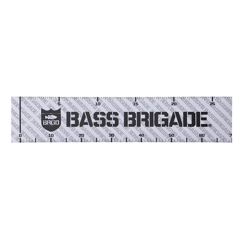 BASS BRIGADE MEASURE SHEET 3 - White