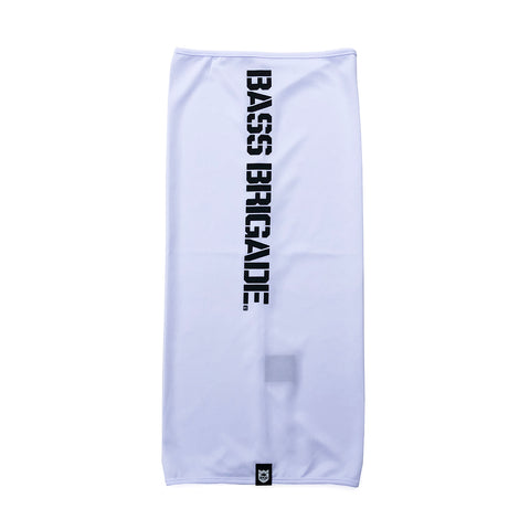 BB UV Cut Neck Gaiter - White