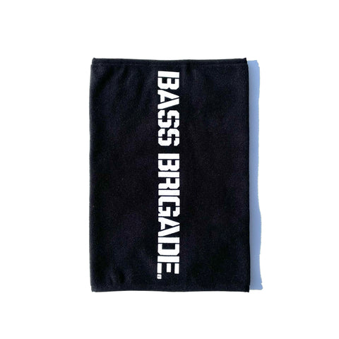 BB Fleece Neck Gaiter - Black