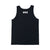 Shield Logo Tank Top - Black