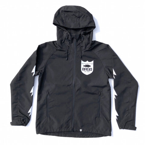 BRGD Division Mountain Jacket - Black/White