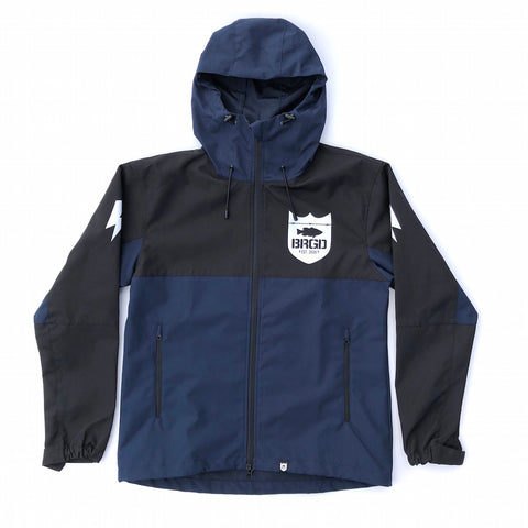 BRGD Division Mountain Jacket 2 - Navy/Black