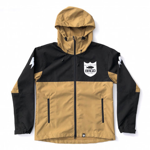 Brgd Division Mountain Jacket 2 - Coyote/Black