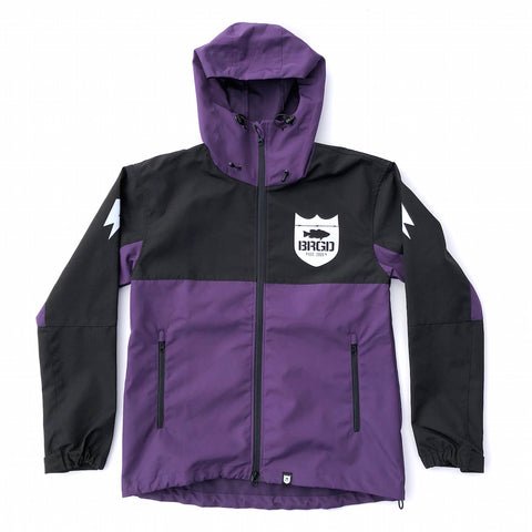 Brgd Division Mountain Jacket 2 - Purple/Black