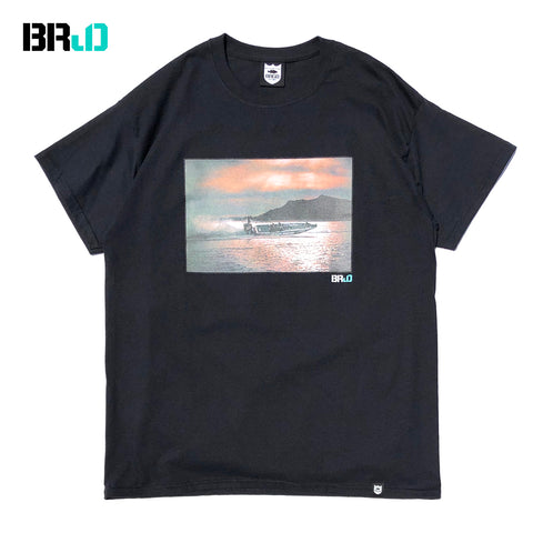 BRJD Tee #2 - Black/Color