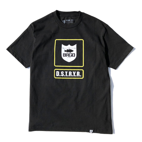 Bootcamp Tee - Black