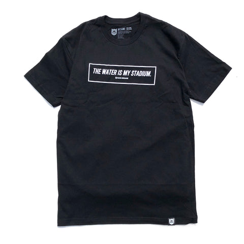 Box Twims Tee Black - Black