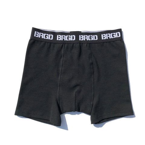 Bass Brigade Boxer Shorts - Black