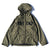 BRGD Logo Mountain Jacket - Olive/Olive