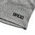 BRGD Logo Sweat Shorts - Heather Grey/Black