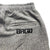 Bolt Sweat Shorts - Heather Grey/Black