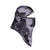 Lake Camo UV Cut Balaclava - Lake Camo Black