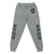 BRGD Riders Sweat Pants - Heather Grey
