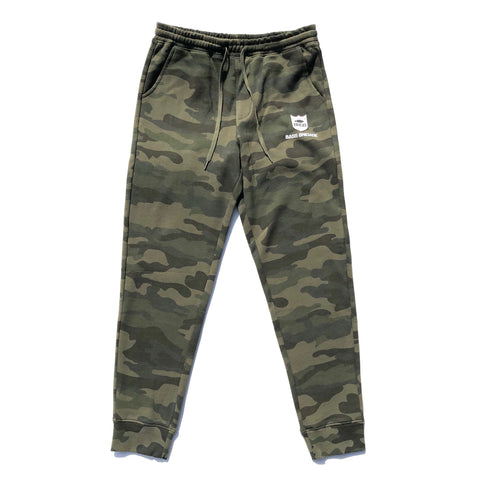 BRGD Sweat Pants - Forest Camo