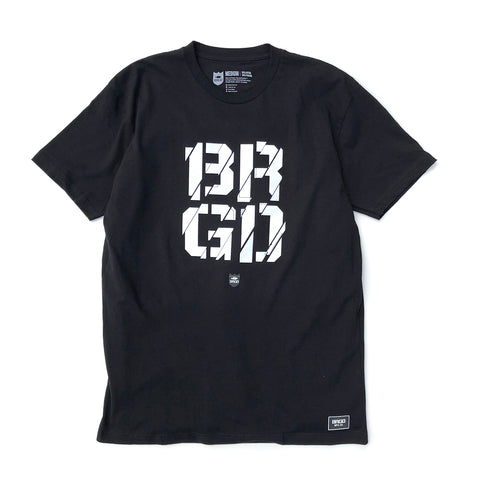 Broken Box Tee - Black