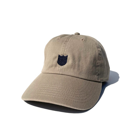Bold Shield Cap - Khaki