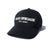 BB Word Mark Dry Cap - Black/White