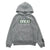 Box BRGD Hoodie - Heather Grey/Olive