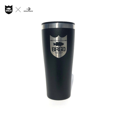 Bass Brigade x Drinktanks®  CUP 20oz(590ml)- Obsidian