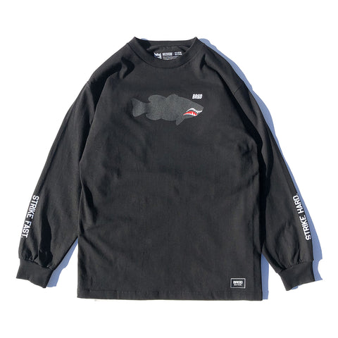 Fighter Lunker LS Tee - Black