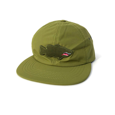 Fighter Patch Performance Hat - Olive