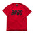 Frame Logo Tee - Red