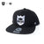 `47 × Bass Brigade Shield Logo Captain - Black/White