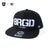`47 × Bass Brigade BRGD Logo Captain - Black/White