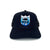 Flame Shield Logo Trucker Hat - Black/Blue