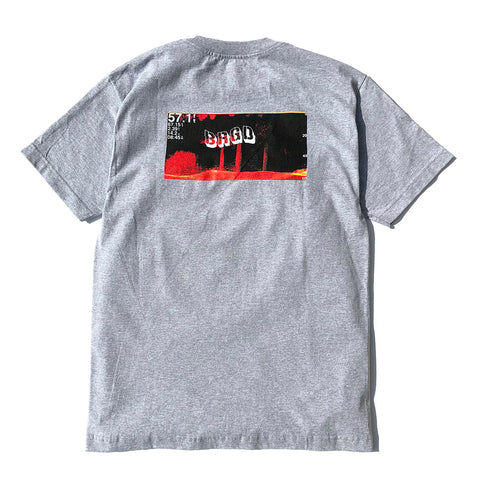 BRGD Finder Tee - Heather Grey