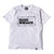Wired BB Tee - White/Black