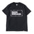 Wired BB Tee - Black/White